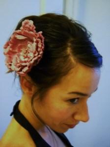 pink flower main