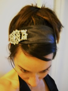 Paris Sophia headband at www.lilajuliet.etsy.com
